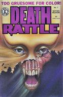 Death Rattle #7 Comic Book