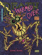 Death Warmed Over Comic Book