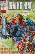 Death's Head II Comic Book