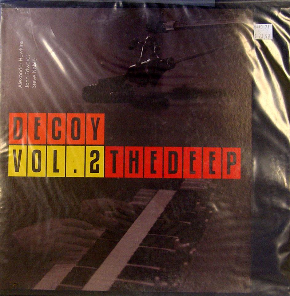 """Decoy Vinyl 12"""" (New)"""