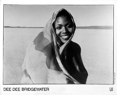 Dee Dee Bridgewater Promo Print