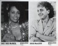 Dee Dee McNeil Promo Print