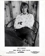 Dee Murray Promo Print