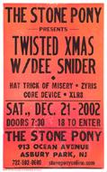 Dee Snider Poster