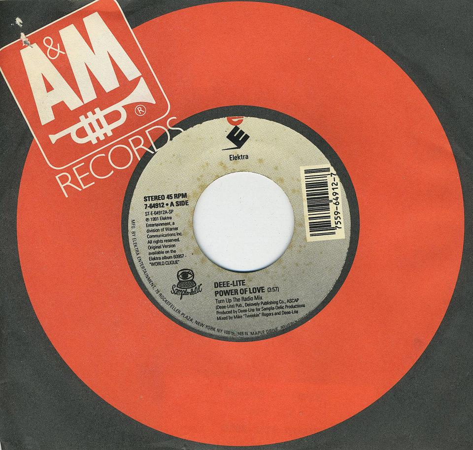 """Deee-Lite Vinyl 7"""" (Used)"""