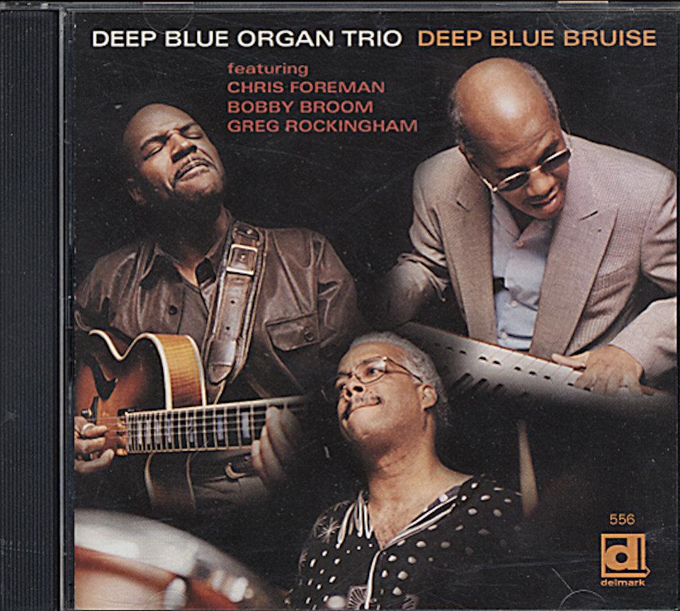 Deep Blue Organ Trio CD