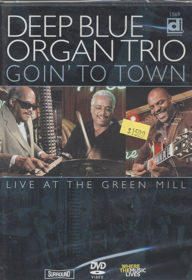 Deep Blue Organ Trio DVD
