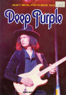 Deep Purple HM Photo Book Book