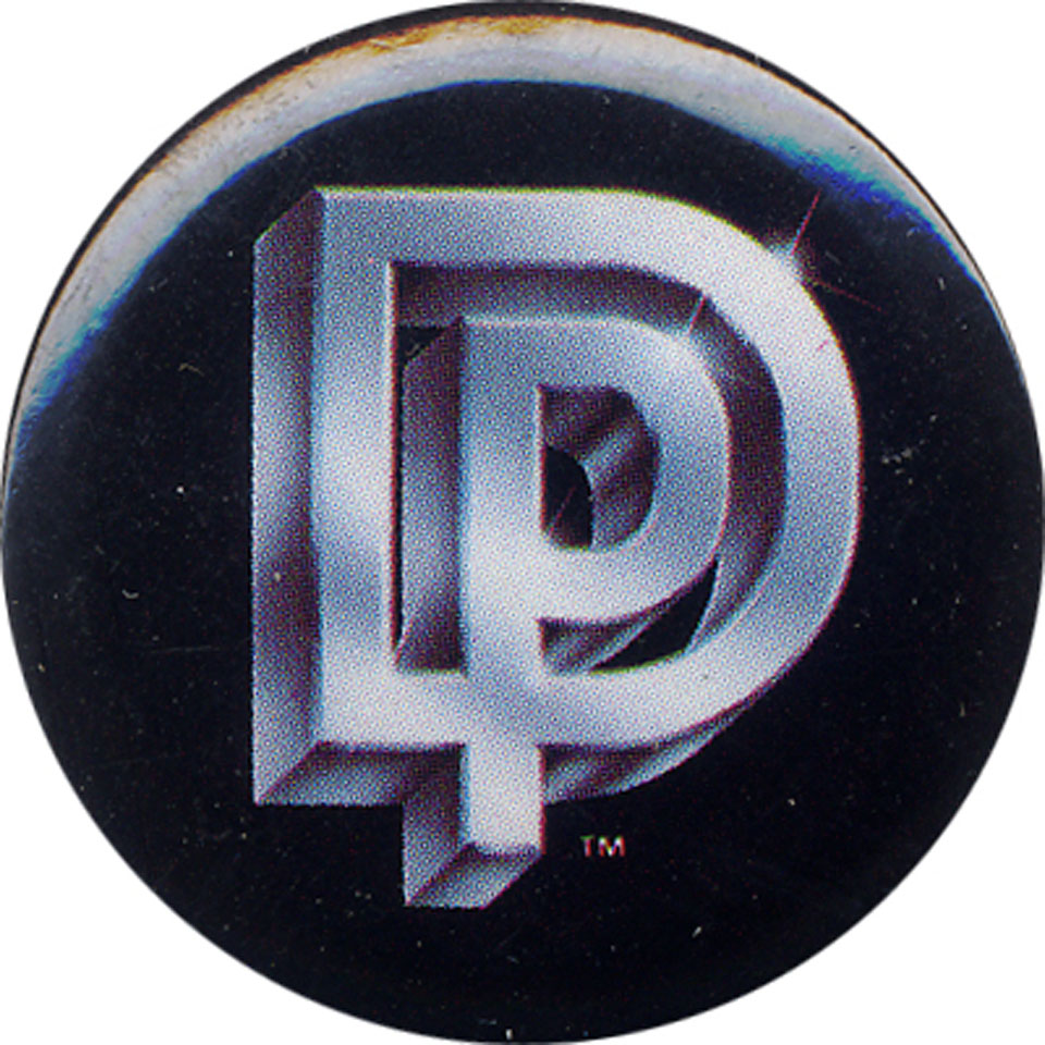 Deep Purple Pin