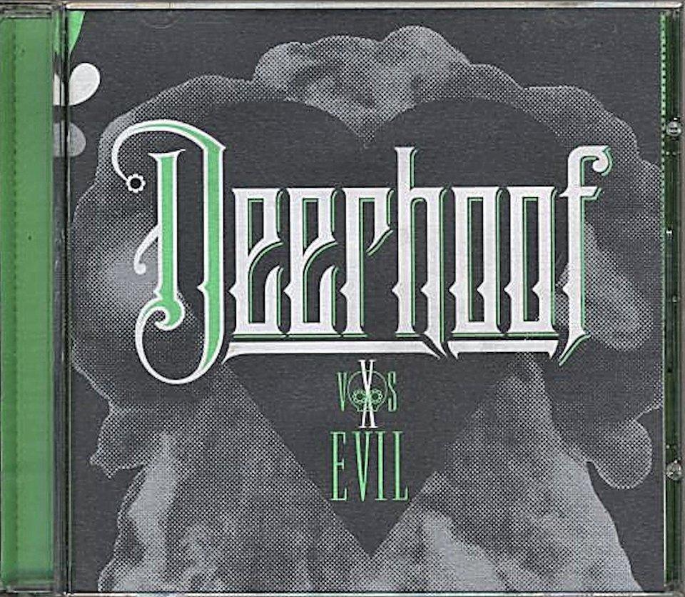 Deerhoof CD