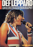 Def Leppard an Illustrated Biography Book