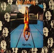 """Def Leppard Vinyl 12"""" (Used)"""