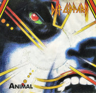 """Def Leppard Vinyl 7"""" (Used)"""