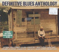 Definitive Blues Anthology CD