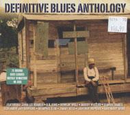 Definitive Blues Anthology CD