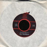"Del Shannon Vinyl 7"" (Used)"