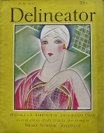 Delineator Vol. III No. 1 Magazine