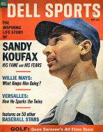 Dell Sports Magazine May 1966 Magazine