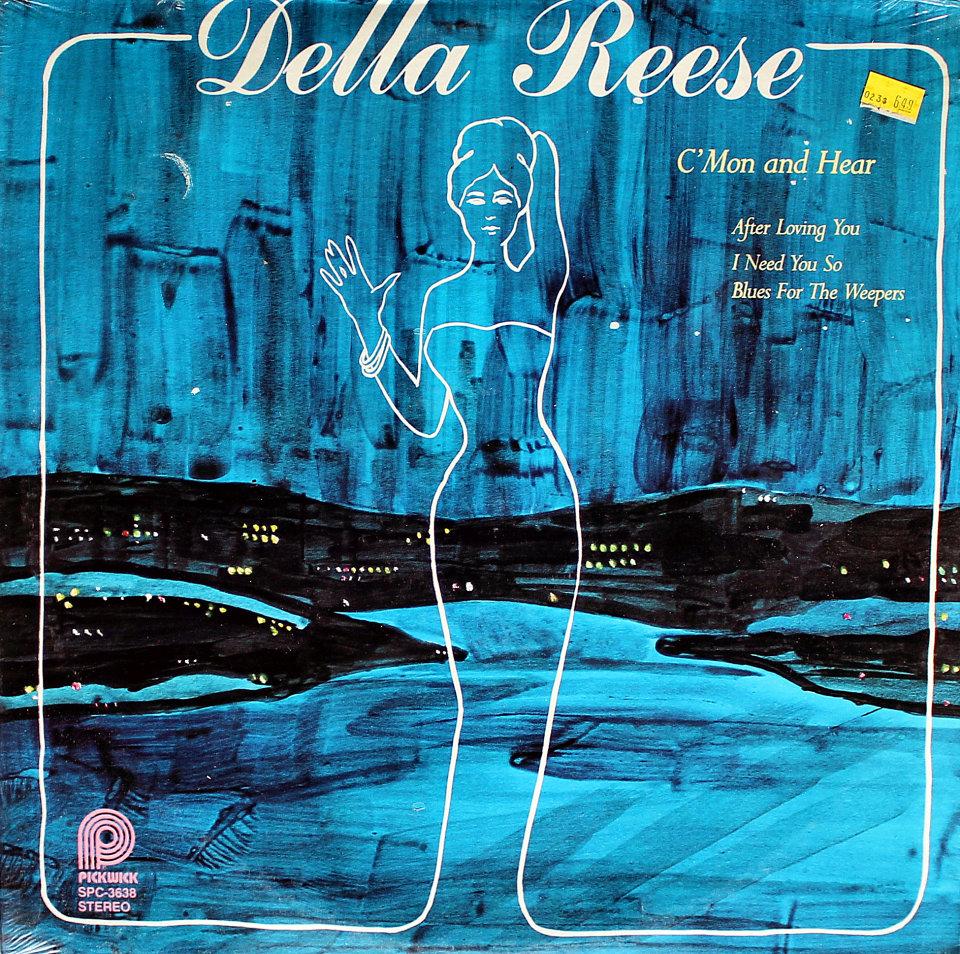 "Della Reese Vinyl 12"" (New)"