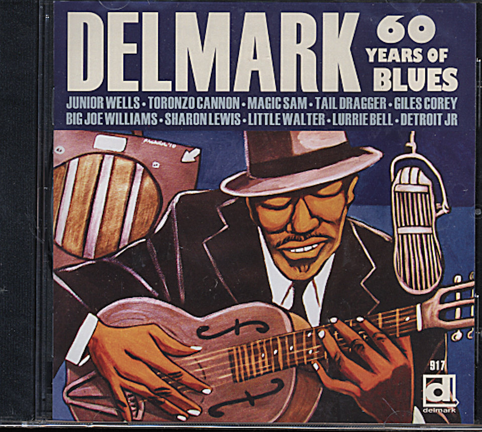 Delmark: 60 Years Of Blues CD