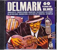 Delmark: 60 Years Of Blues CD