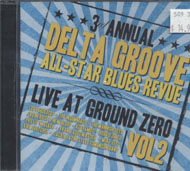 Delta Groove All-Star Blues Revue CD