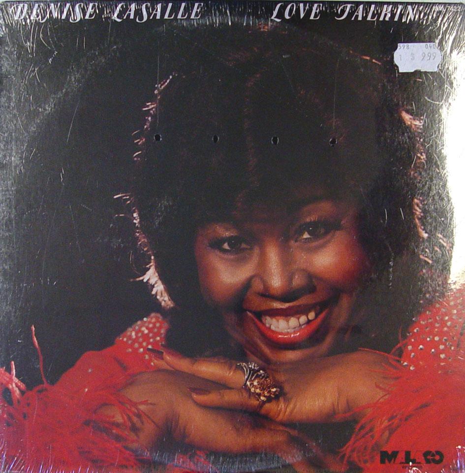 """Denise LaSalle Vinyl 12"""" (New)"""