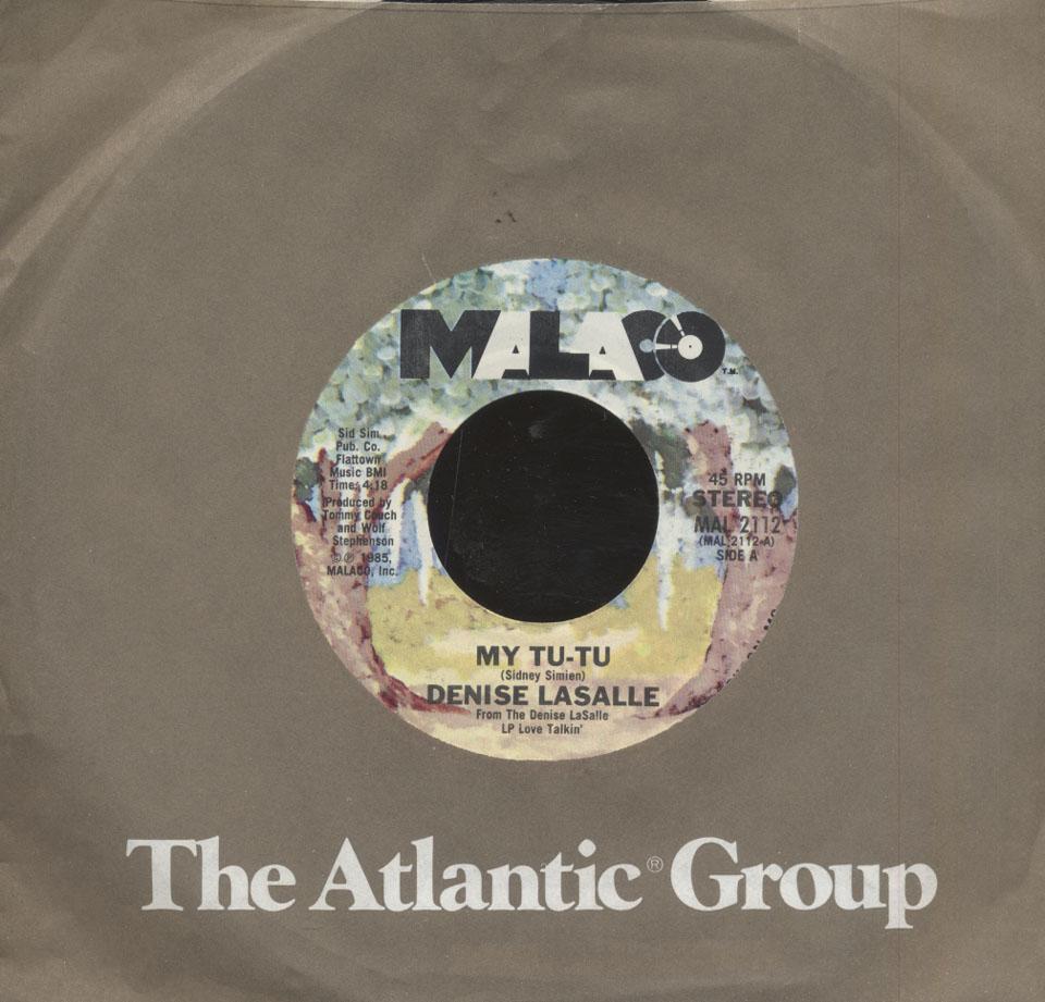 "Denise LaSalle Vinyl 7"" (Used)"