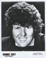 Dennis Yost and the Classics IV Promo Print