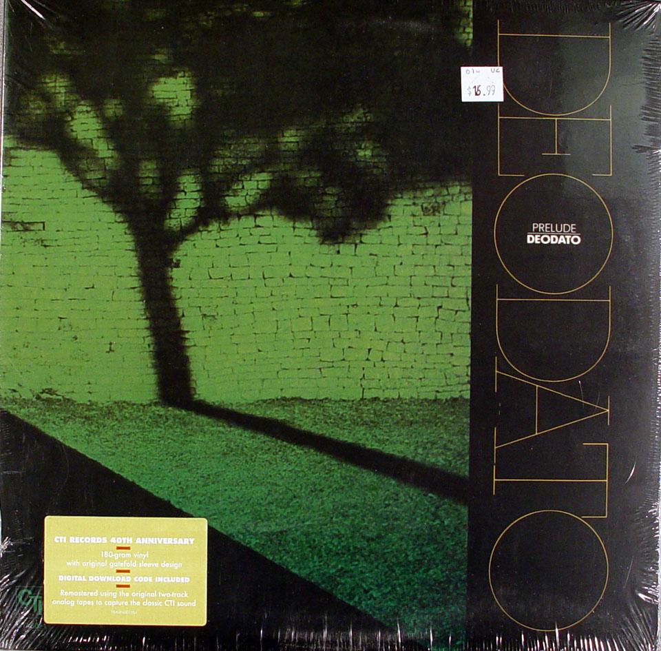 """Deodato Vinyl 12"""" (New)"""