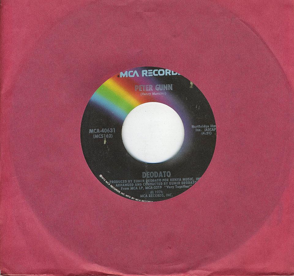 """Deodato Vinyl 7"""" (Used)"""
