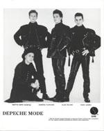 Depeche Mode Promo Print