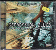 Depression Blues: Blues Ballads for a Rainy Day CD