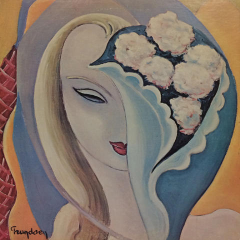 """Derek and the Dominos Vinyl 12"""" (Used)"""