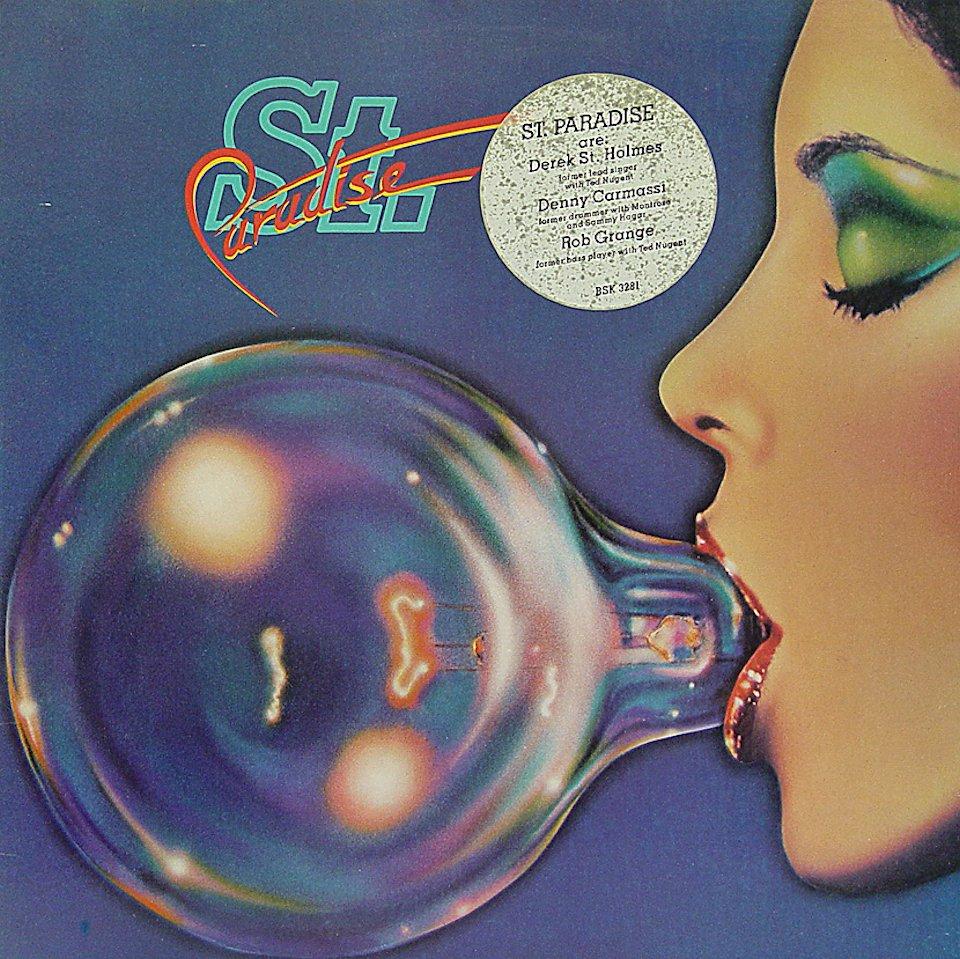 """Derek St. Holmes Vinyl 12"""" (Used)"""