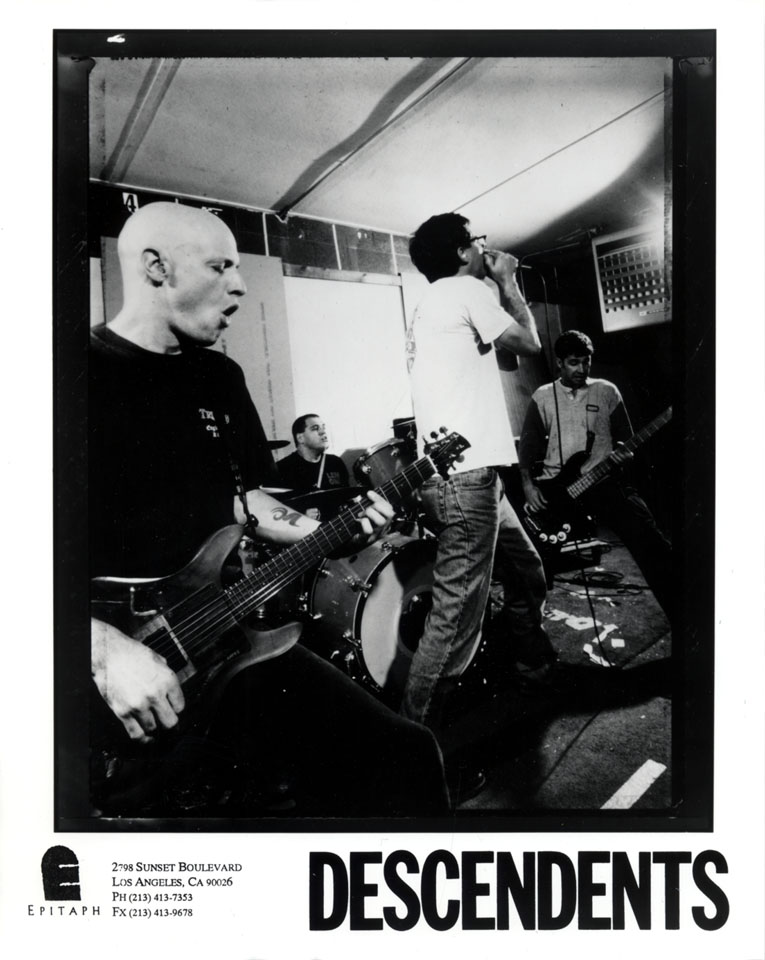 Descendents Promo Print