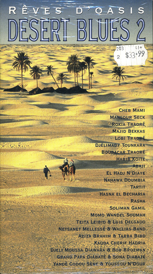 Desert Blues 2 CD