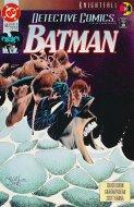 Detective Comics Comic Book