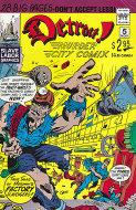 Detroit! Murder City Comix #5 Comic Book