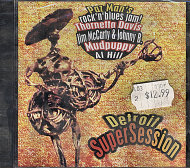 Detroit Super Session CD