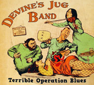 Devine's Jug Band CD