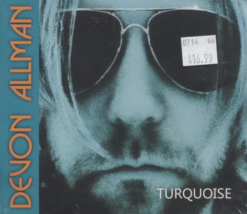 Devon Allman CD