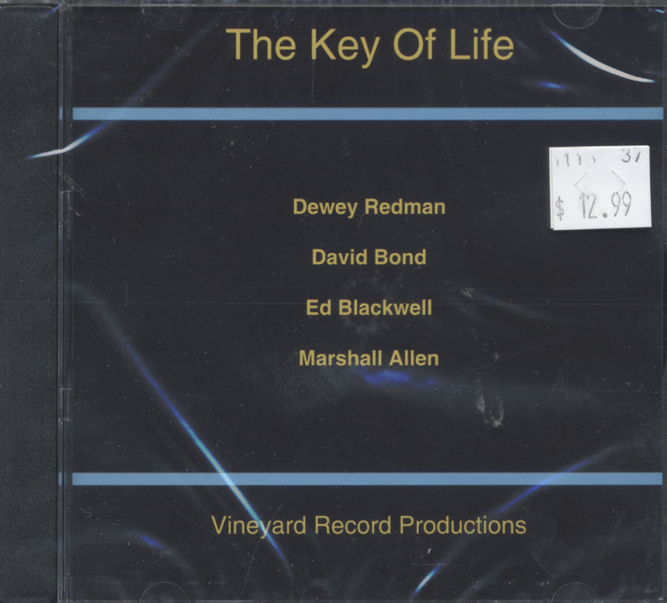 Dewey Redman / David Bond / Ed Blackwell / Marshall Allen CD