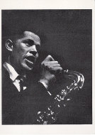 Dexter Gordon Postcard