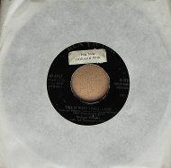 """Diahann Carroll Vinyl 7"""" (Used)"""