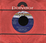 "Diana Ross and Marvin Gaye Vinyl 7"" (Used)"