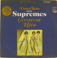 "Diana Ross & The Supremes Vinyl 12"" (Used)"