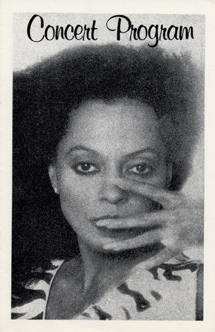 Diana Ross Program