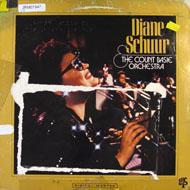"Diane Schuur & The Count Basie Orchestra Vinyl 12"" (Used)"