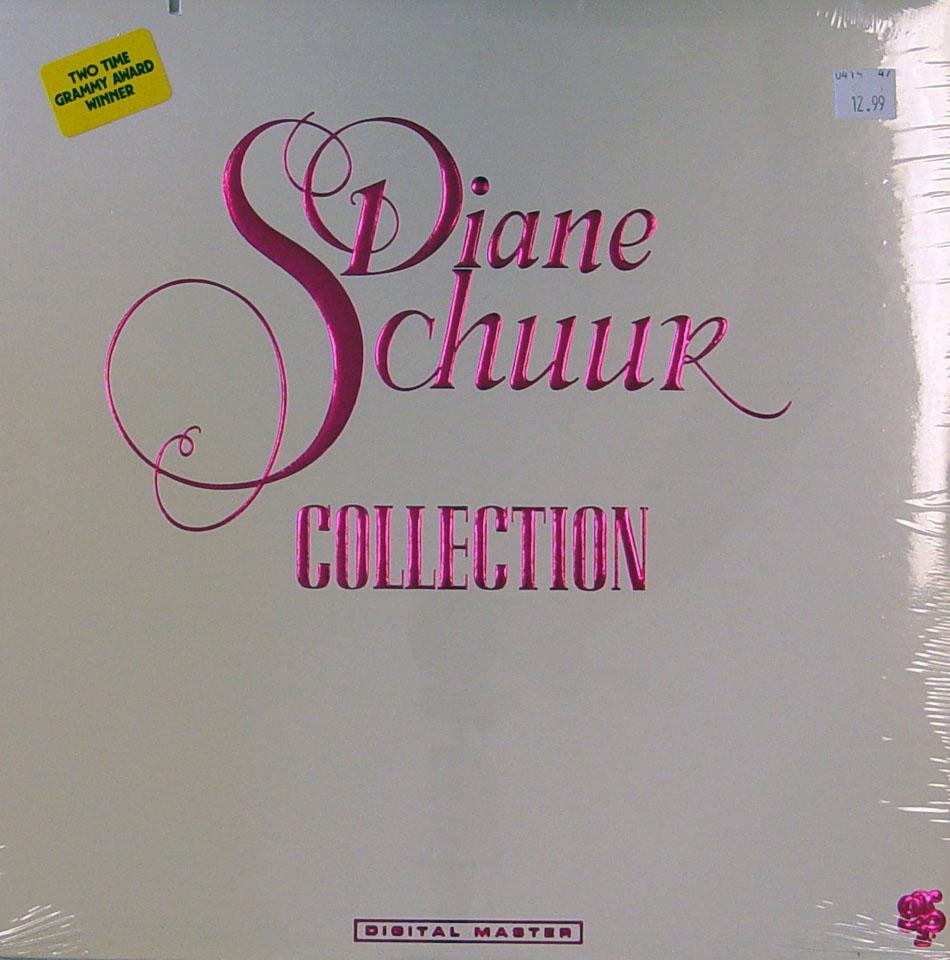 "Diane Schuur Vinyl 12"" (New)"